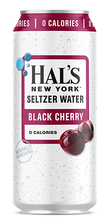 Seltzer Black Cherry